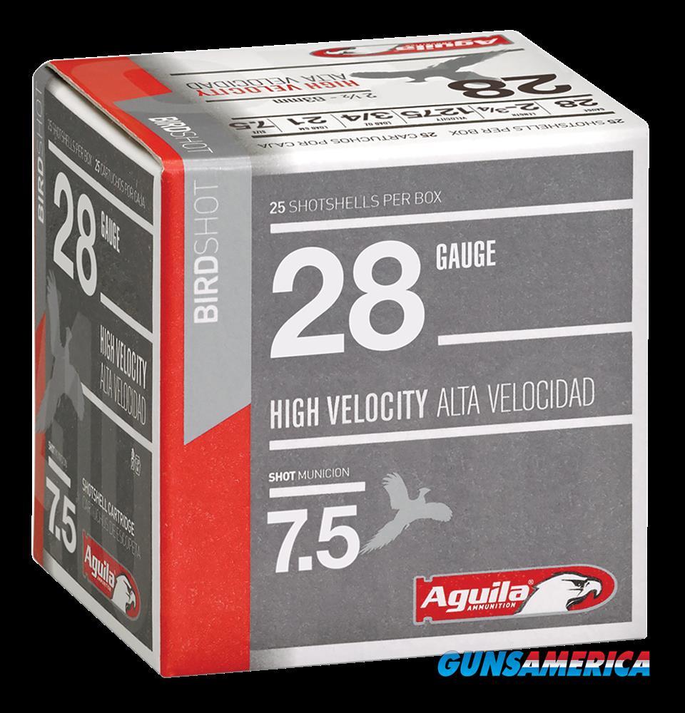 Aguila Sub-gauge, Aguila 1chb2873 28ga       7.5 3-4 Oz     25-20  Guns > Pistols > 1911 Pistol Copies (non-Colt)