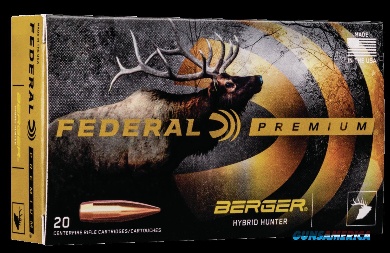 Federal Premium, Fed P308bch1   308     168 Berger           20-10  Guns > Pistols > 1911 Pistol Copies (non-Colt)