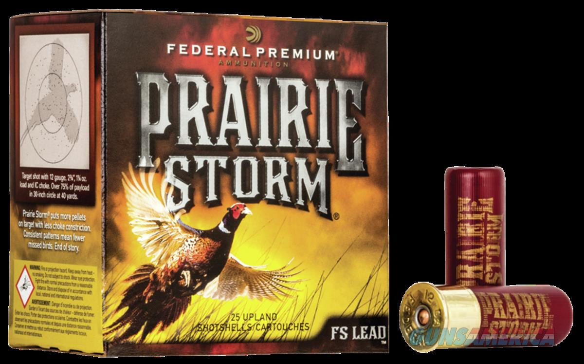 Federal Prairie Storm, Fed Pf258fs6  Prstrm  20 3in 11-4        25-10  Guns > Pistols > 1911 Pistol Copies (non-Colt)