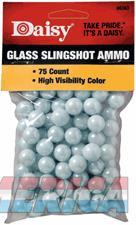 Daisy Slingshot Ammuntion - 1-2 Glass 75-count Pack  Guns > Pistols > 1911 Pistol Copies (non-Colt)