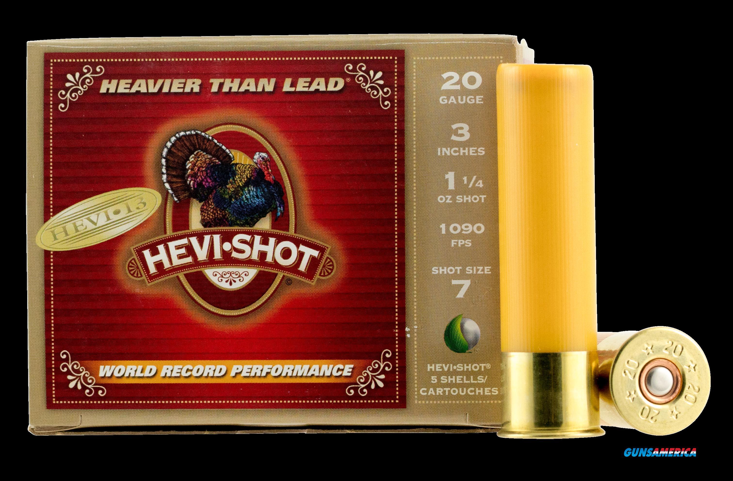 Hevishot Hevi-13, Hevi 00307 Tky Hevi13   20 3   7 11-4 5-10  Guns > Pistols > 1911 Pistol Copies (non-Colt)