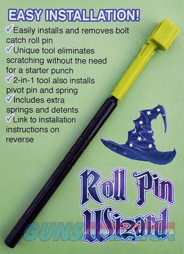 Roll Pin Wizard Bolt Catch - Roll Pin Tool For Ar-15  Guns > Pistols > 1911 Pistol Copies (non-Colt)