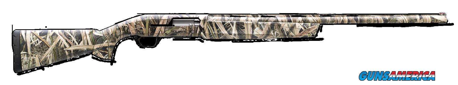 Browning Maxus, Brn 011-645204 Maxus     12 28 3.5 Msg  Guns > Pistols > 1911 Pistol Copies (non-Colt)