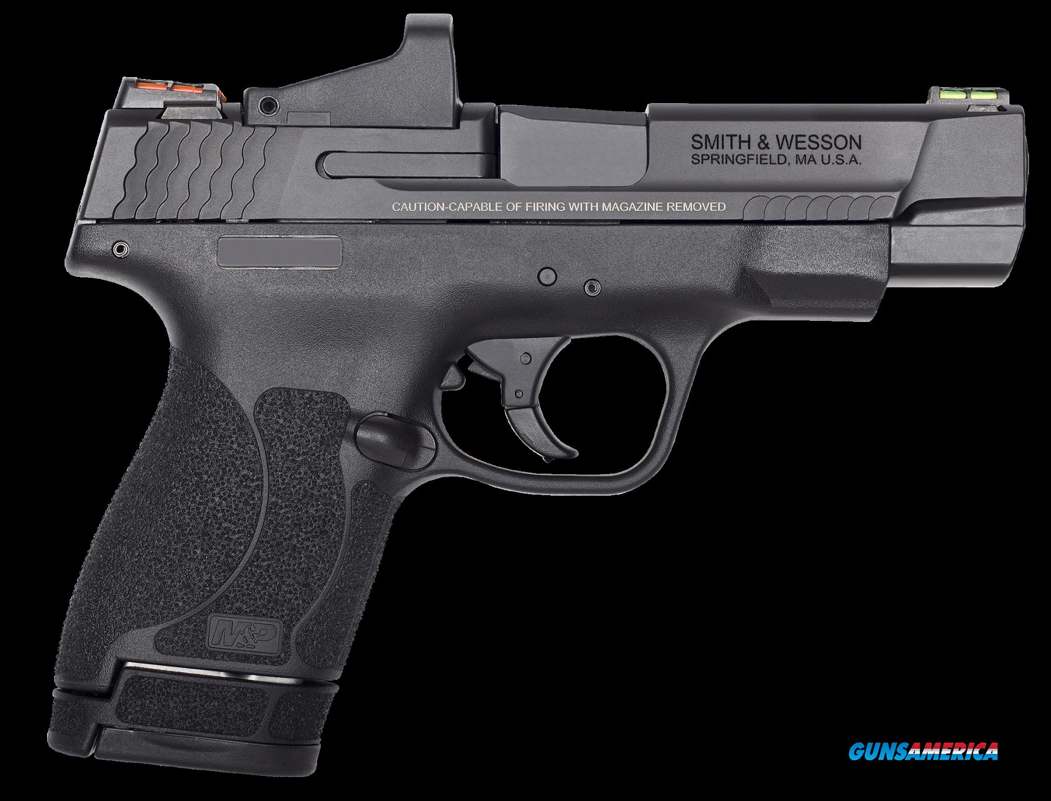 Smith & Wesson Performance Center, S&w M&p9shld   11786 Pfmc 9m 2.0 4in Opt Rdy  8-7r  Guns > Pistols > 1911 Pistol Copies (non-Colt)