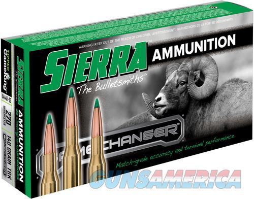 Sierra Gamechanger, Sierra A444003   270 Win         140 Tgk     20-10  Guns > Pistols > 1911 Pistol Copies (non-Colt)