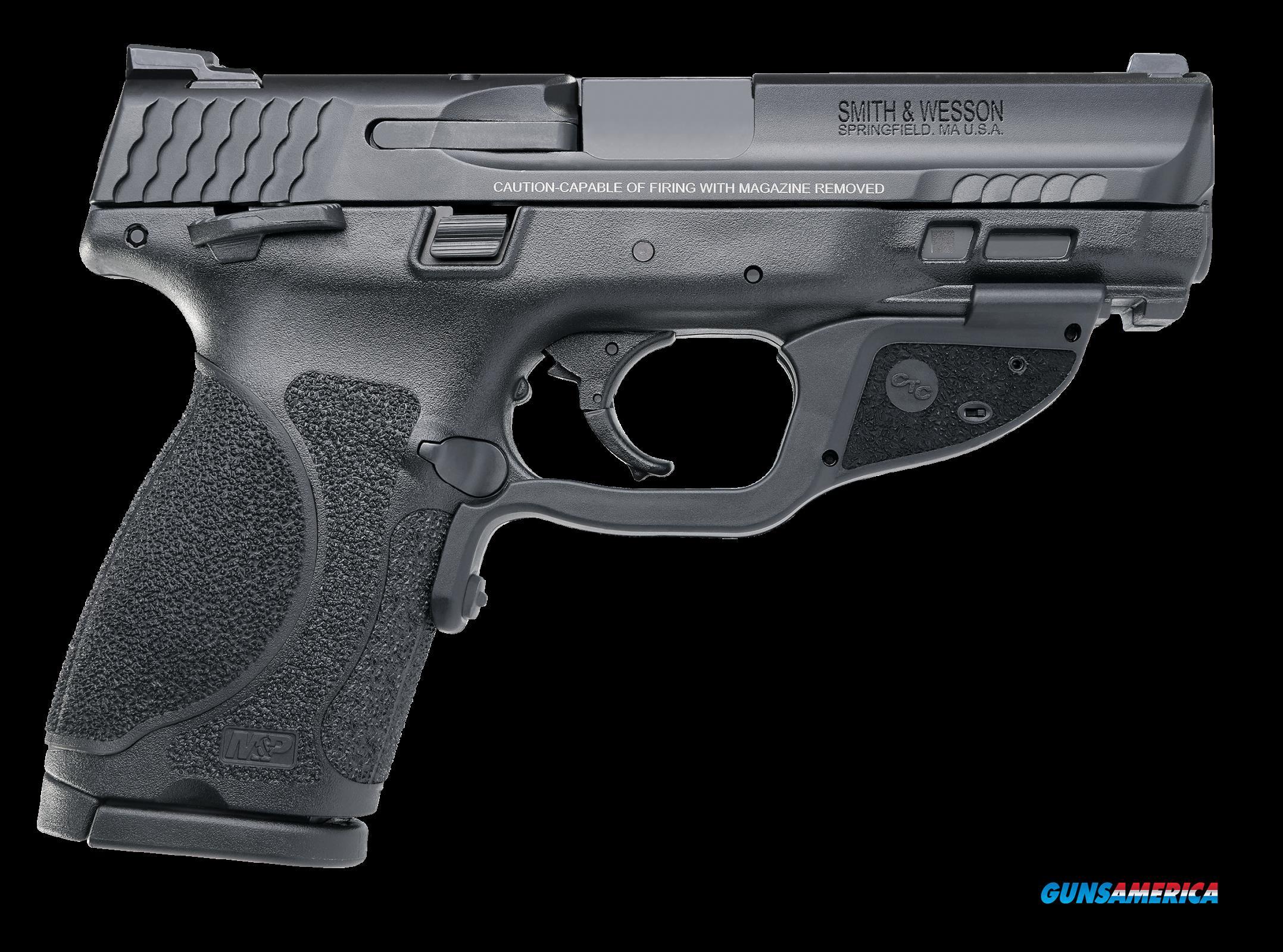Smith & Wesson M&p 40, S&w M&p40c    12416   40 4in  2.0  Ts Ct Grn  13r  Guns > Pistols > 1911 Pistol Copies (non-Colt)