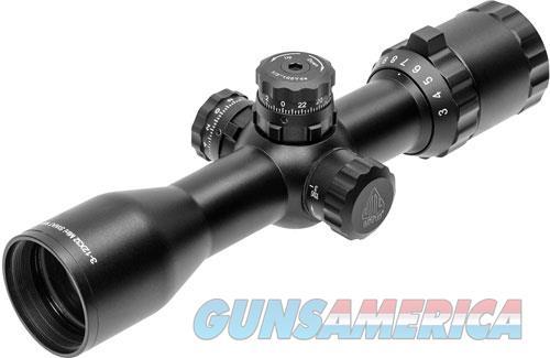 Utg Bugbuster 3-12x32 1 Mil- - Dot Side Ao W-qd Rings Black  Guns > Pistols > 1911 Pistol Copies (non-Colt)