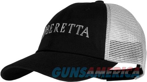 Beretta Cap Trucker L.profile - Cotton Mesh Back Black  Guns > Pistols > 1911 Pistol Copies (non-Colt)