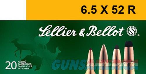 Sellier & Bellot Rifle, S&b Sb6552ra 6.5x52r    117 Sp              20-25  Guns > Pistols > 1911 Pistol Copies (non-Colt)