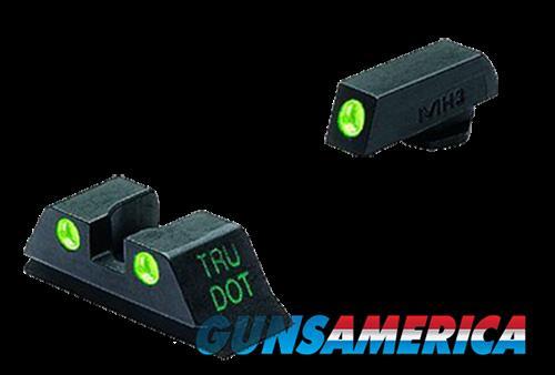 Meprolight Tru-dot, Mepro Ml10222   Td Set Glk 10-45   Grn-grn  Guns > Pistols > 1911 Pistol Copies (non-Colt)