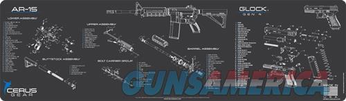 Cerus Gear 3mm Promats 14x48 - Ar-15-glock Schematic Char Gy!  Guns > Pistols > 1911 Pistol Copies (non-Colt)