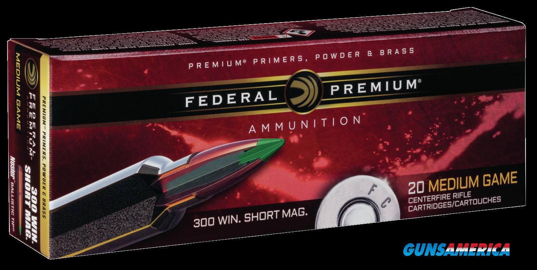 Federal Premium, Fed P300wsmb   300wsm  180 Np               20-10  Guns > Pistols > 1911 Pistol Copies (non-Colt)