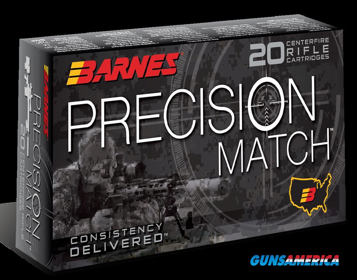 Barnes Bullets Precision Match, Brns 30814 Bb6crdm1    6mmcrd        112 Mb  20-10  Guns > Pistols > 1911 Pistol Copies (non-Colt)