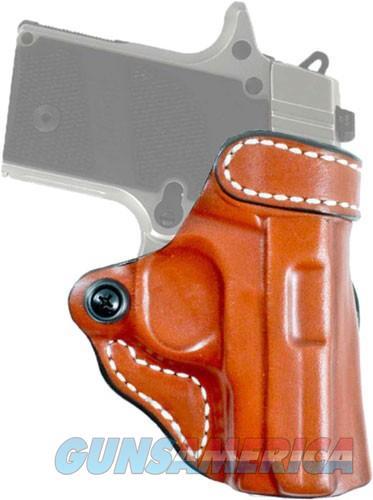 Desantis Criss-cross Holster - Owb Rh Leather Sig P365 Tan  Guns > Pistols > 1911 Pistol Copies (non-Colt)