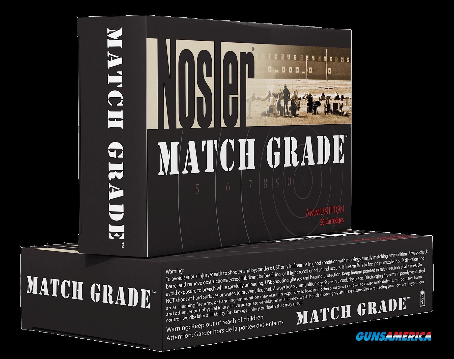 Nosler Match Grade, Nos 43136 Cc 338lap Match 300 Hp             20-10  Guns > Pistols > 1911 Pistol Copies (non-Colt)