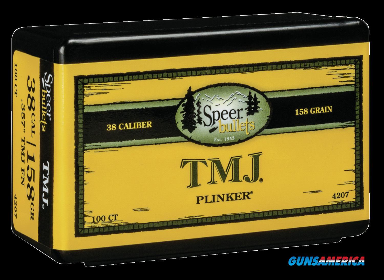 Speer Bullets Tmj, Speer 4207 Bull .357 158 Tmj       100  Guns > Pistols > 1911 Pistol Copies (non-Colt)