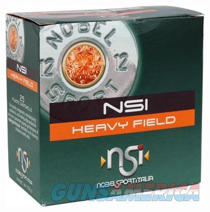 Nobelsport Ammo 12ga. 2.75 - 1220fps. 1-1-4oz. #8 25-pack  Guns > Pistols > 1911 Pistol Copies (non-Colt)