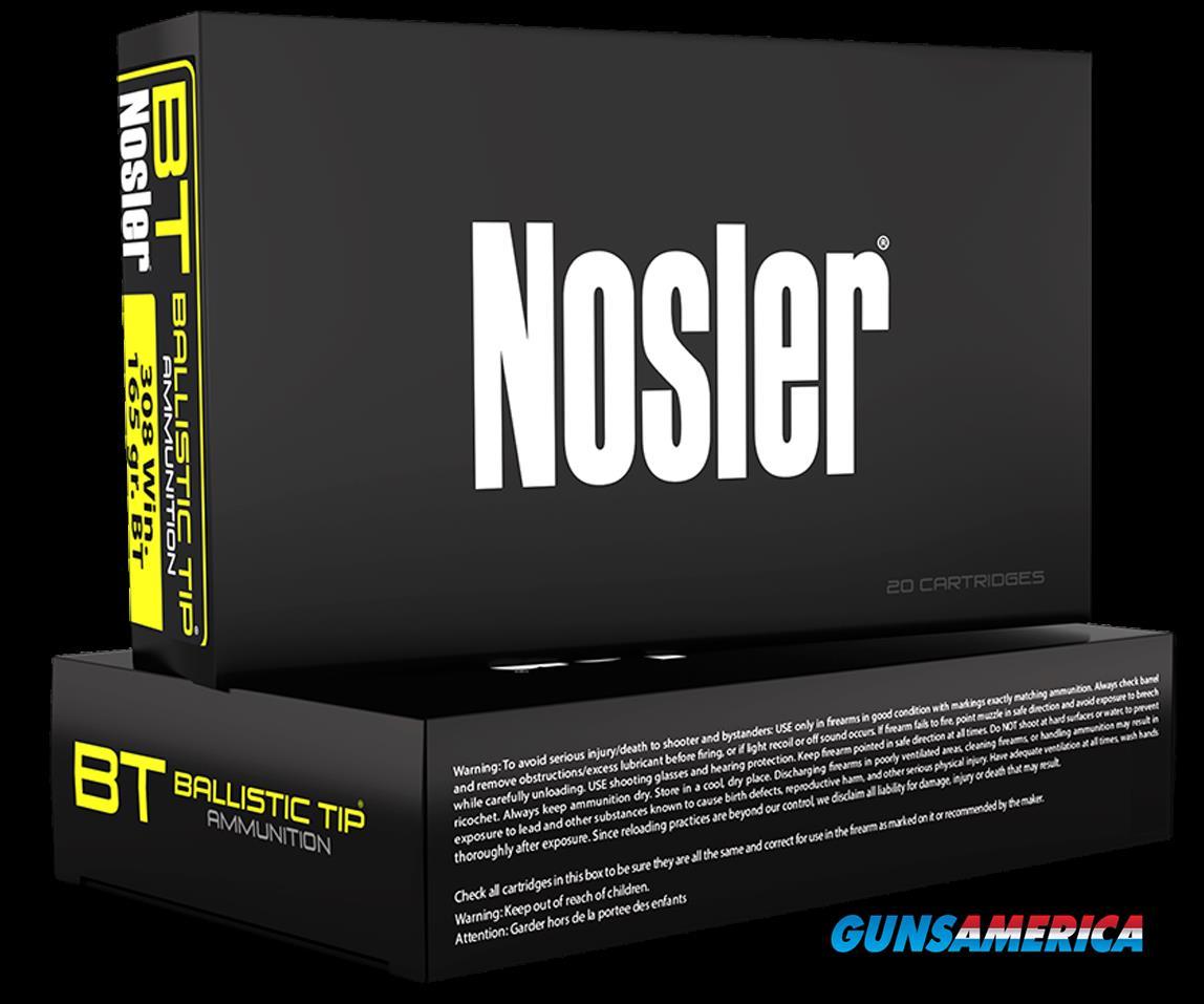 Nosler Ballistic Tip, Nos 40063 Trophy 308      165 Bt             20-10  Guns > Pistols > 1911 Pistol Copies (non-Colt)