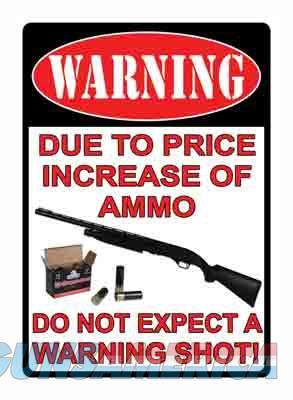 Rivers Edge Sign 16 - due To The Price Increase  Guns > Pistols > 1911 Pistol Copies (non-Colt)