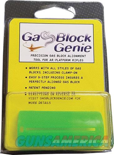 Gas Block Genie Gas Block - Alignment Tool For Ar-15  Guns > Pistols > 1911 Pistol Copies (non-Colt)