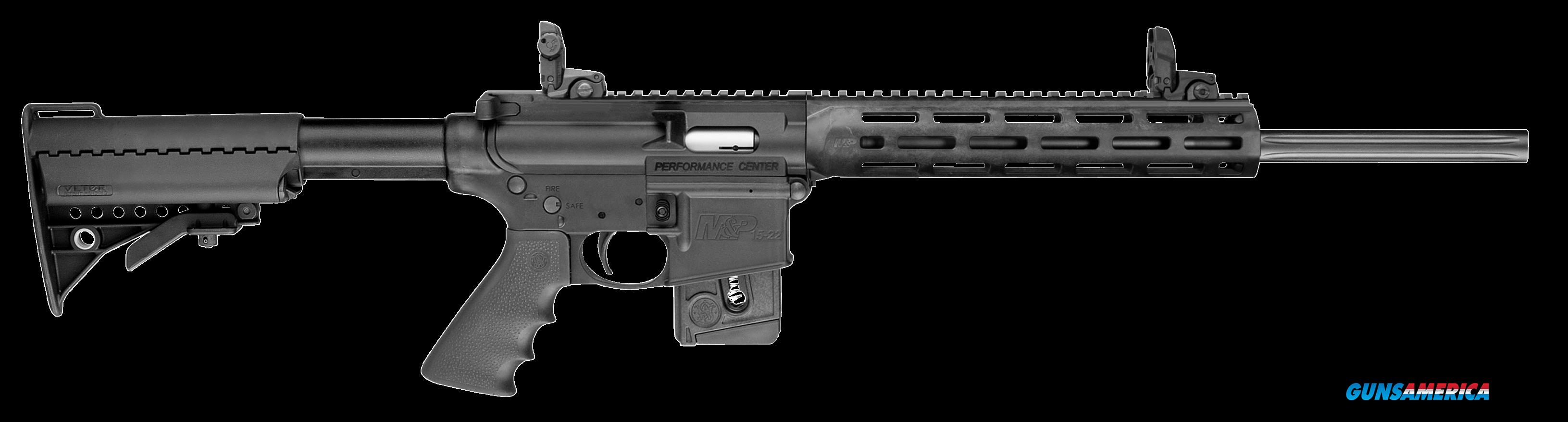 Smith & Wesson M&p15-22, Swl Mp1522spt  11507 Pc 22lr 18 Blk *ma-md-nj*  Guns > Pistols > 1911 Pistol Copies (non-Colt)