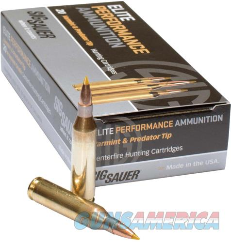 Sig Sauer Elite Hunter Tipped, Sig E65cmth1-20  6.5cr    130 Elite Hnt 20-10  Guns > Pistols > 1911 Pistol Copies (non-Colt)