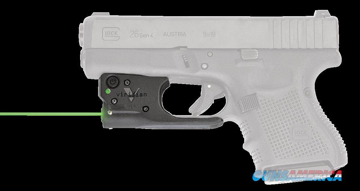 Viridian Reactor R5, Vir 920-0016 R5 Gen2 Grn W-hol Glk 19-23-26-27  Guns > Pistols > 1911 Pistol Copies (non-Colt)