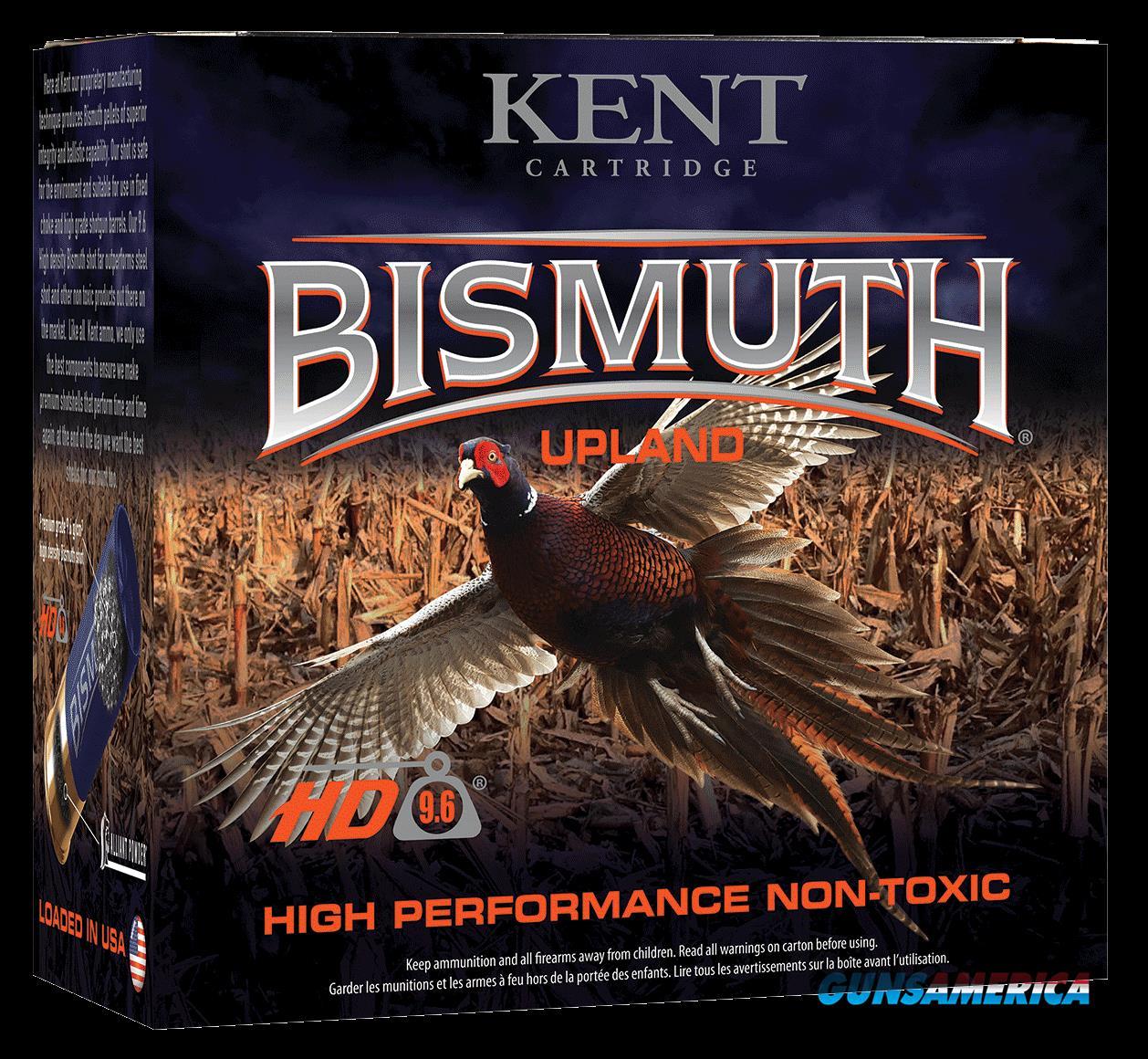 Kent Cartridge Bismuth, Kent B12u365    2.75  11-4 Bismt Upland      25-10  Guns > Pistols > 1911 Pistol Copies (non-Colt)