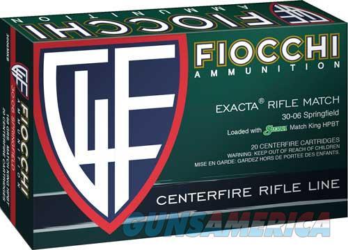 Fiocchi Exacta, Fio 3006mkb   3006       168 Mk     20-10  Guns > Pistols > 1911 Pistol Copies (non-Colt)