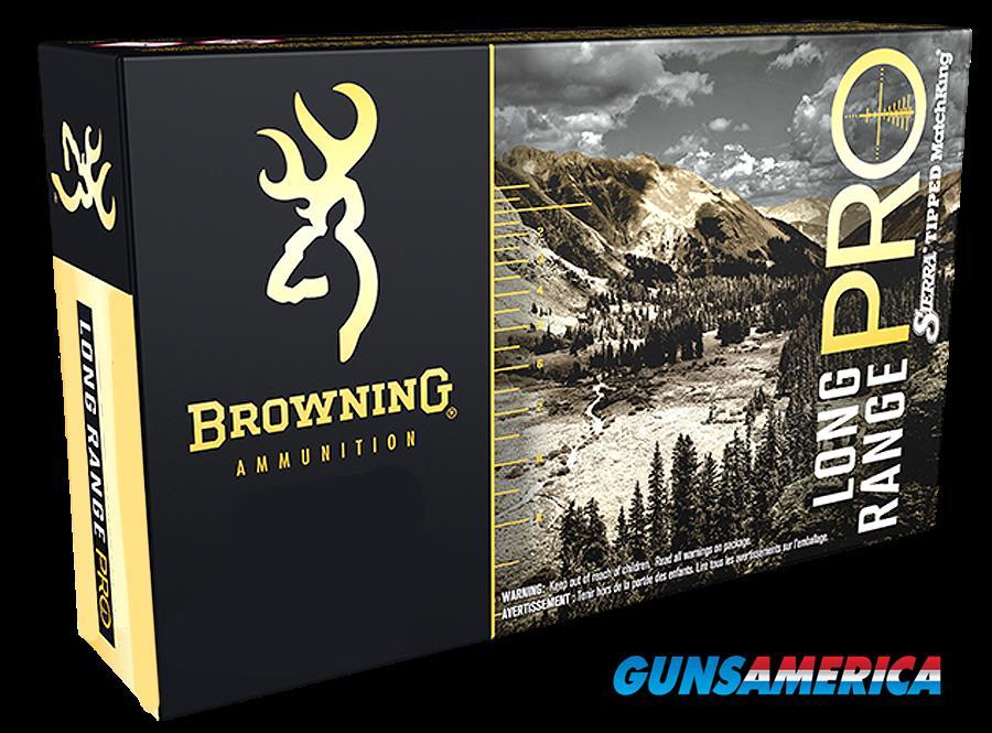 Browning Ammo Long Range Pro, Brna B192503001    300    195 Mth  Lr Pro    20-10  Guns > Pistols > 1911 Pistol Copies (non-Colt)
