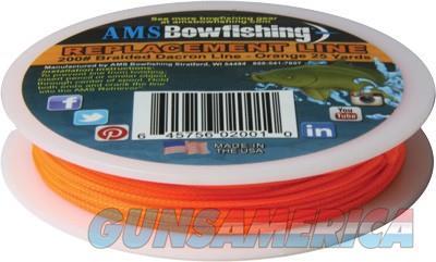 Ams Bowfishing Replacement - Line Orange #200 25 Yards  Guns > Pistols > 1911 Pistol Copies (non-Colt)