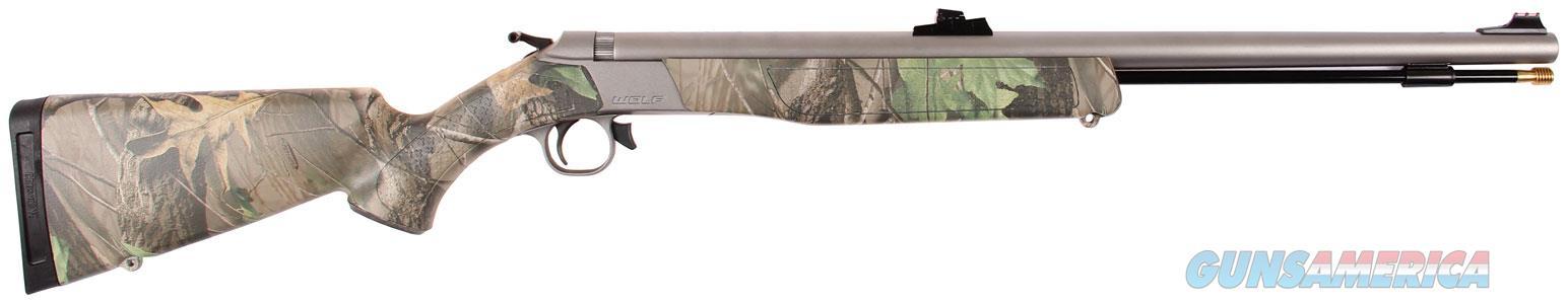 Cva Wolf Rifle .50 - Ss-rt Hardwoods Syn. W-sights  Guns > Pistols > 1911 Pistol Copies (non-Colt)