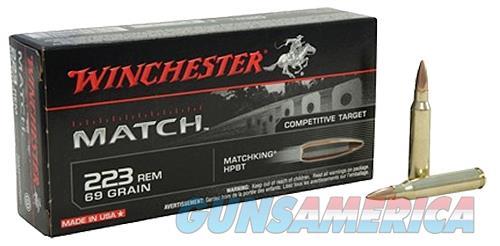 Winchester Ammo Match, Win S223m2        223     Match  20-10  Guns > Pistols > 1911 Pistol Copies (non-Colt)