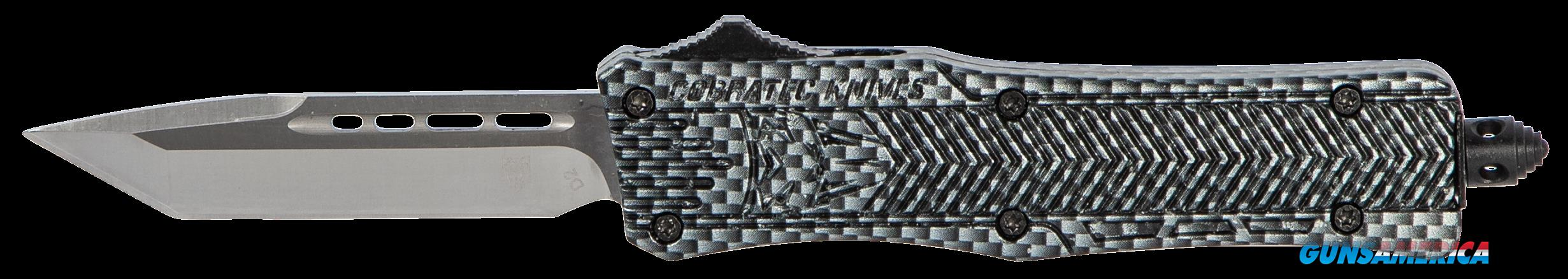 Cobra Tec Knives Llc Ctk-1, Cobra Scfctk1stns    Sml Ctk1 Tanto Carbon Fiber  Guns > Pistols > 1911 Pistol Copies (non-Colt)