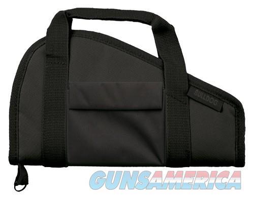 Bulldog Small Black Pistol Rug W-acc Pocket  Guns > Pistols > 1911 Pistol Copies (non-Colt)