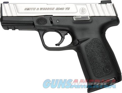 Smith & Wesson Sd40 Ve 40s&w 4''  Barrel Stainless  Guns > Pistols > 1911 Pistol Copies (non-Colt)