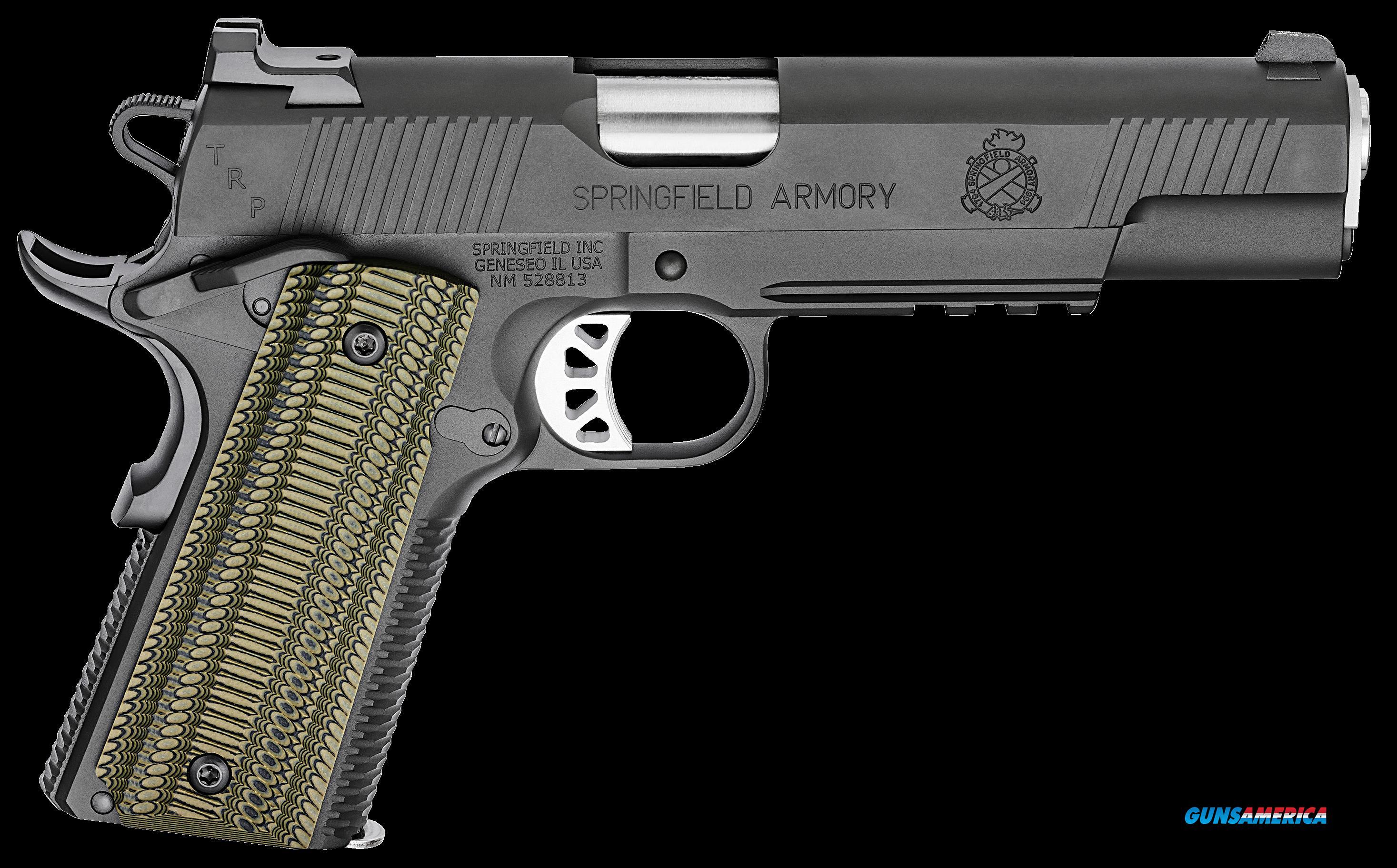 Springfield Armory 1911, Spg Pc9510l18      10m Trp Operator 5in    Ss  Guns > Pistols > 1911 Pistol Copies (non-Colt)