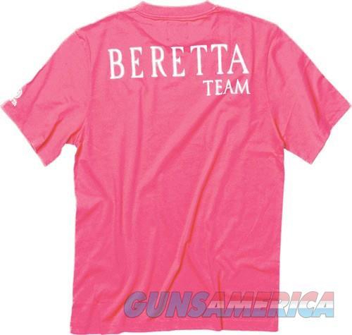 Beretta Women's Team T-shirt - Pink Xx-large<  Guns > Pistols > 1911 Pistol Copies (non-Colt)