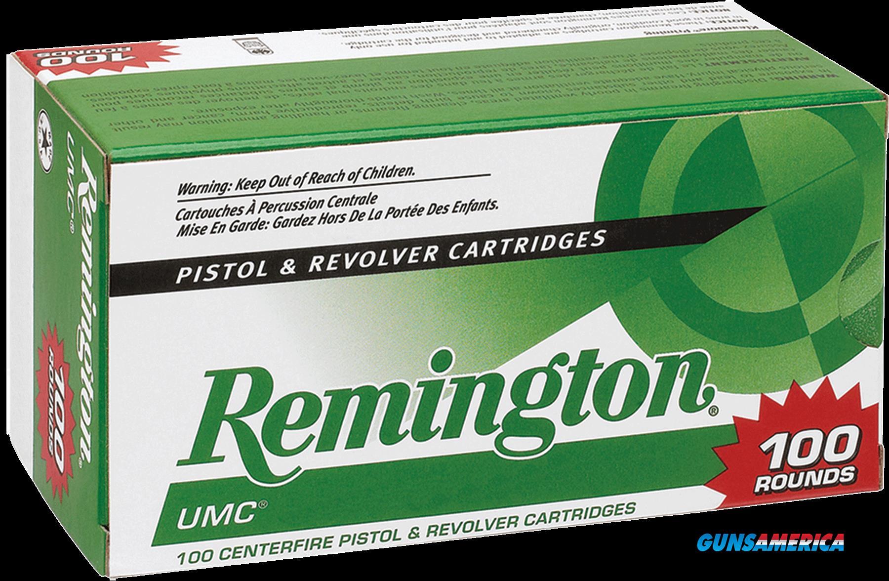 Remington Ammunition Umc, Rem 23970 L357m1b  Umc 357 Vp  125 Sjhp 100-6  Guns > Pistols > 1911 Pistol Copies (non-Colt)