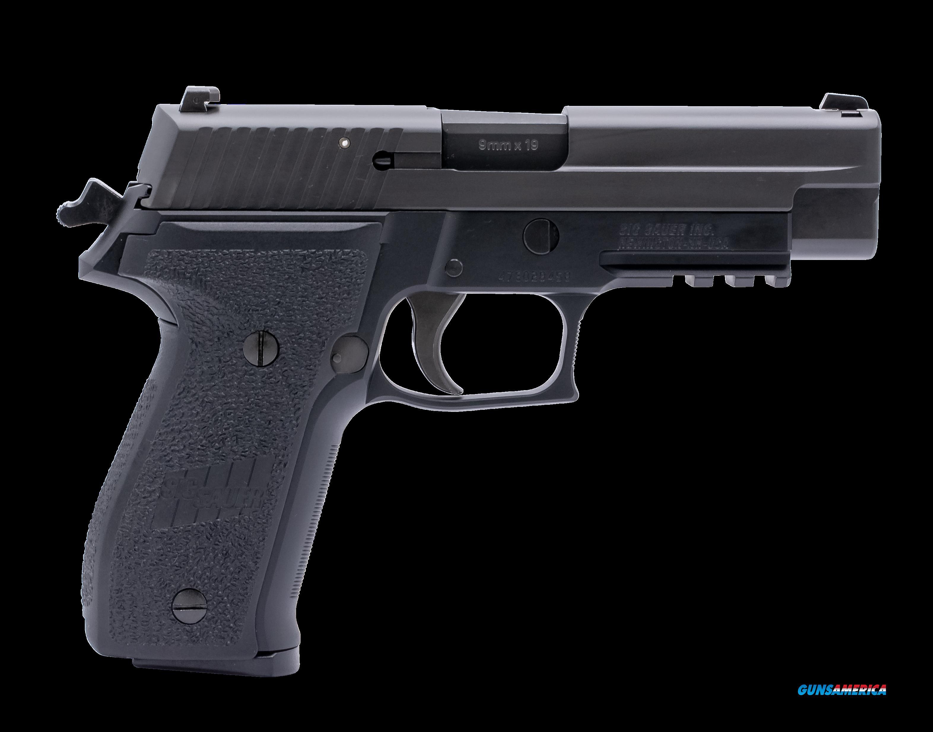 Sig Sauer P226, Sig Mk-25ma          226  9mm         *ma  10r  Guns > Pistols > 1911 Pistol Copies (non-Colt)