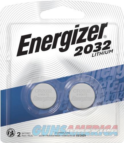 Energizer Lithium Batteries - 2032 2-pack  Guns > Pistols > 1911 Pistol Copies (non-Colt)