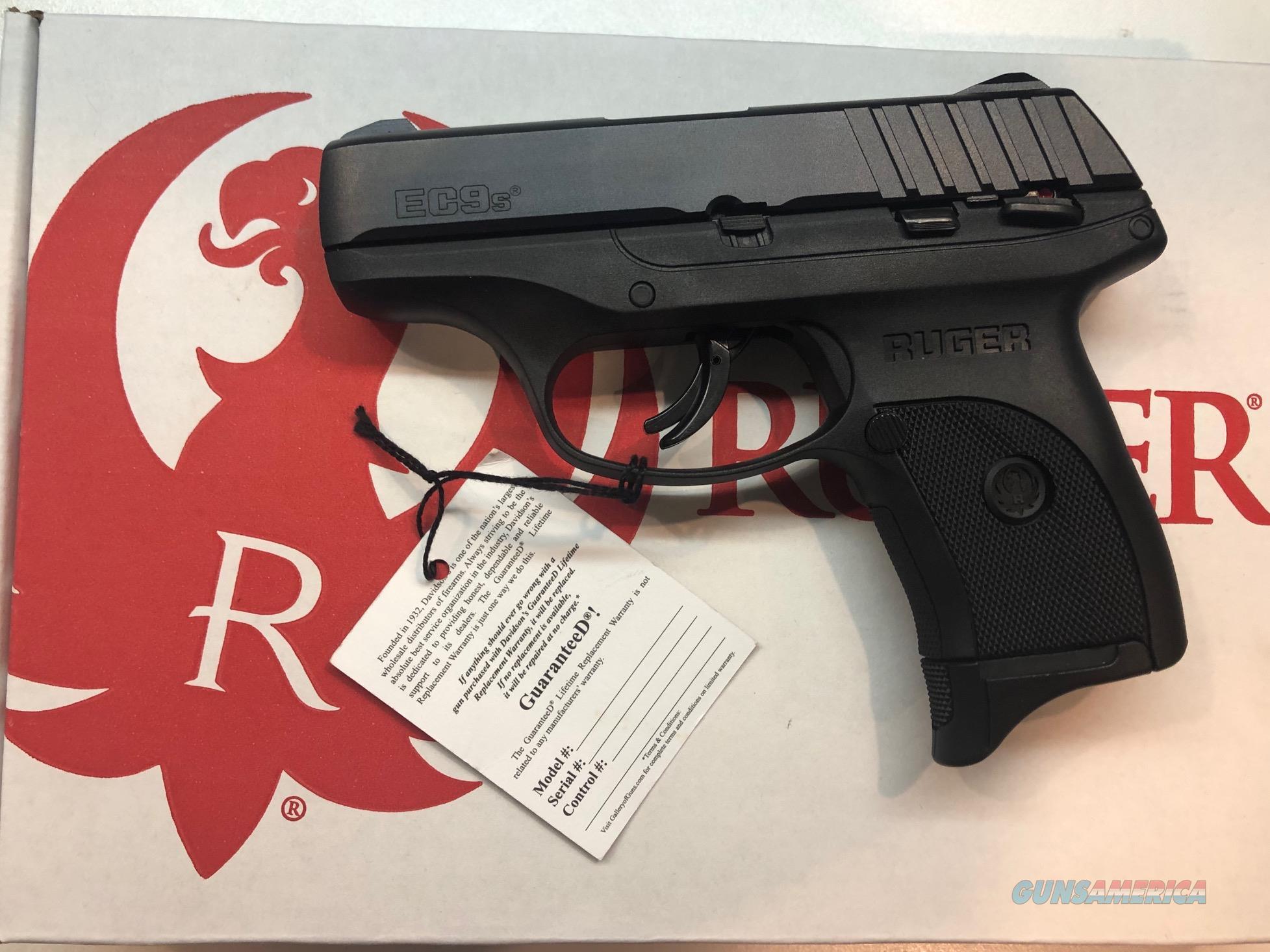 New Ruger EC9s 9mm Model 03283 EC9 9   Guns > Pistols > Ruger Semi-Auto Pistols > EC9