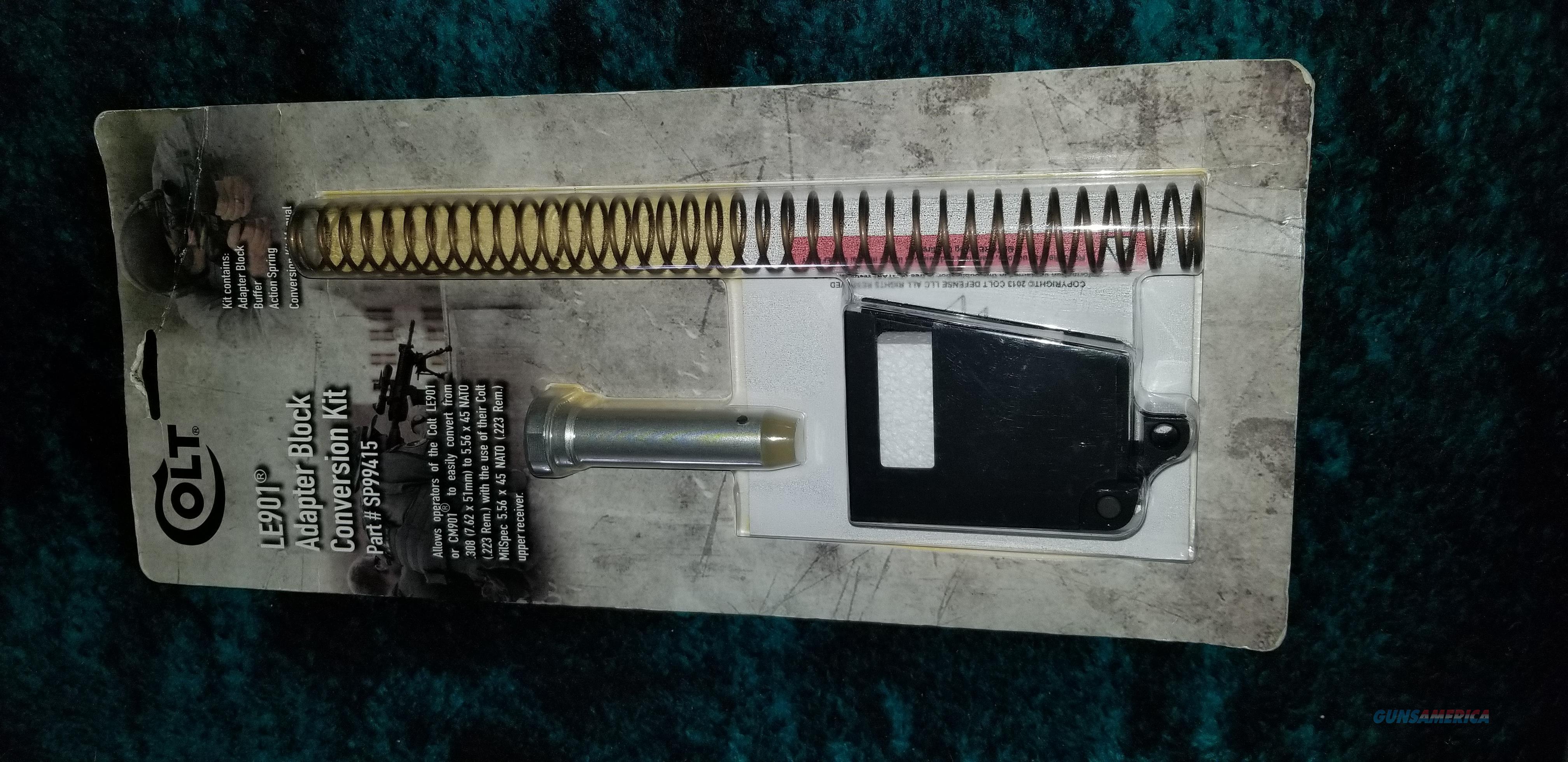 Colt Conversion kit  Non-Guns > Gun Parts > By Manufacturer > Colt