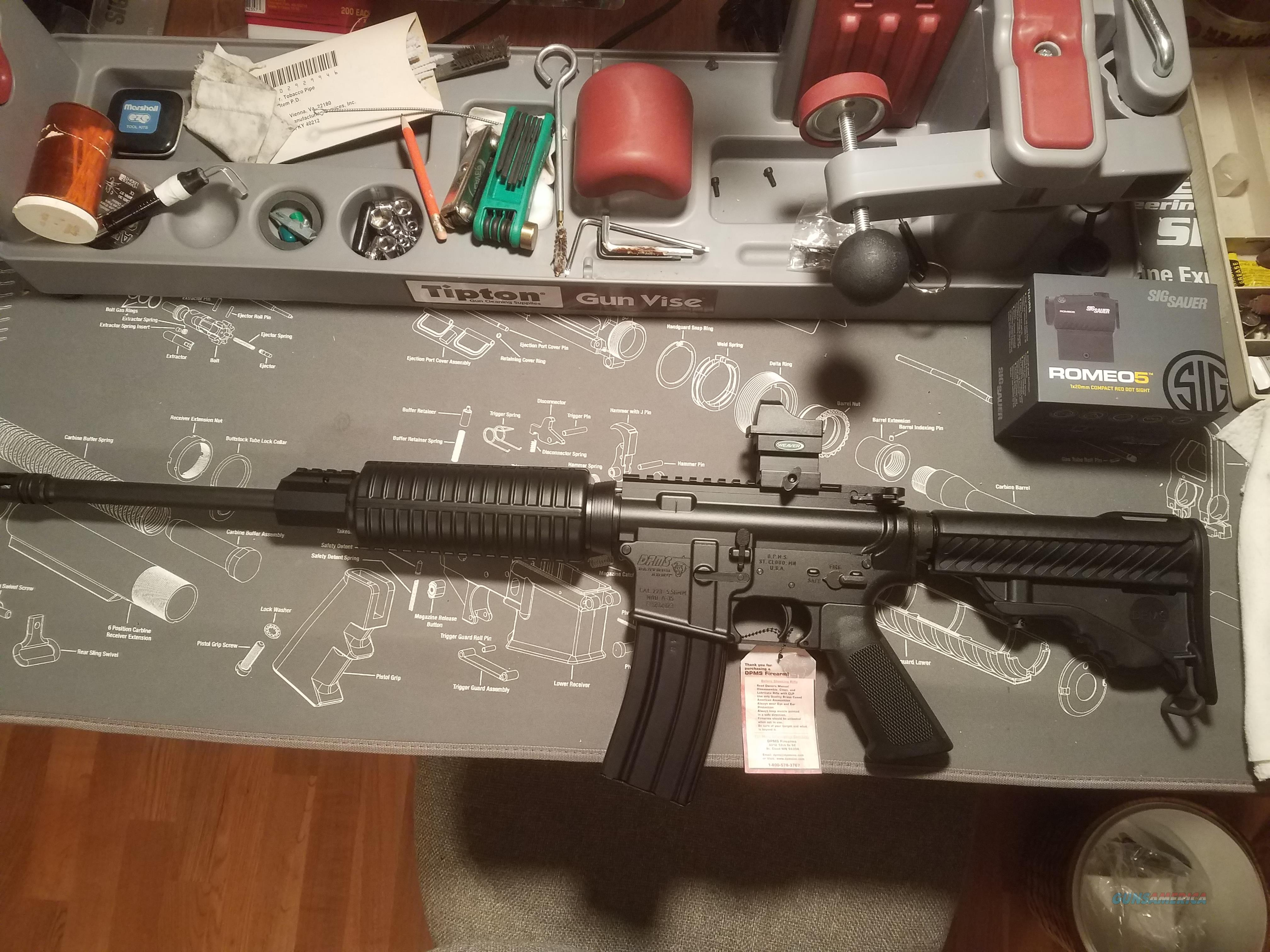 DPMS Oracle  Guns > Rifles > DPMS - Panther Arms > Complete Rifle