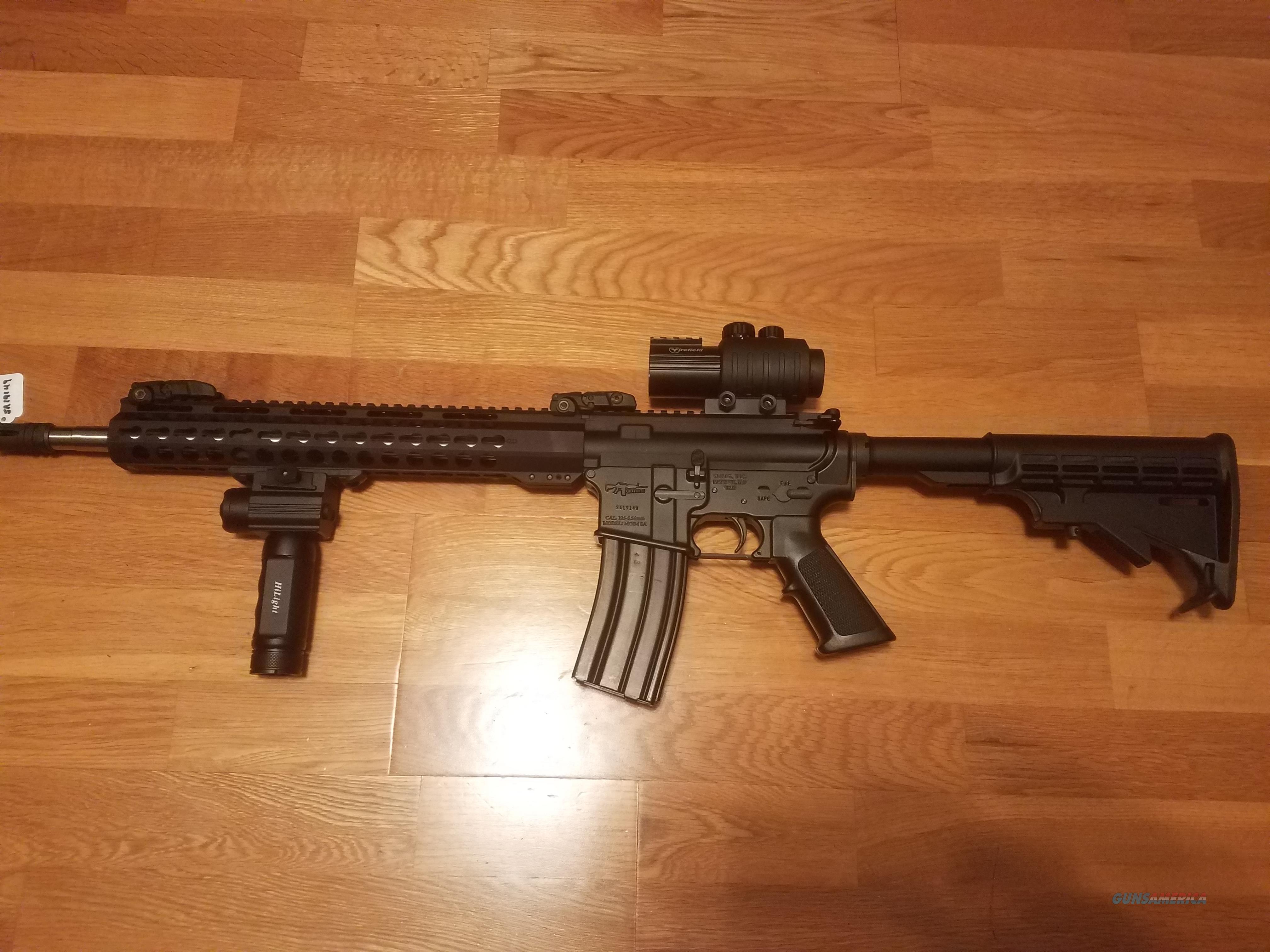 CMMG Combat special  Guns > Rifles > CMMG > CMMG Rifle