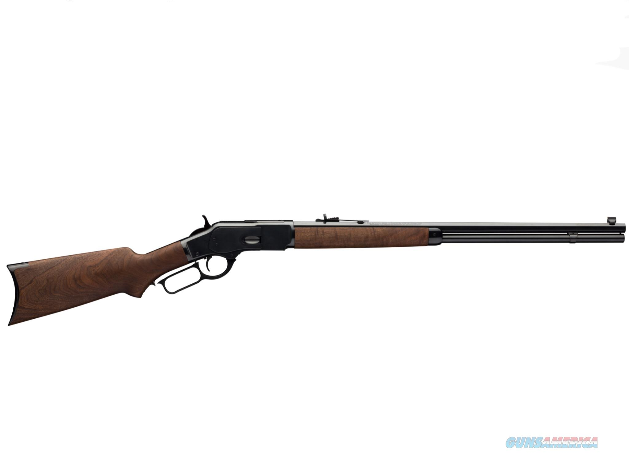 WINCHESTER MODEL 1873 - 24 in Octagon Barrel - .45 COLT  Guns > Rifles > Winchester Rifles - Modern Lever > Other Lever > Post-64