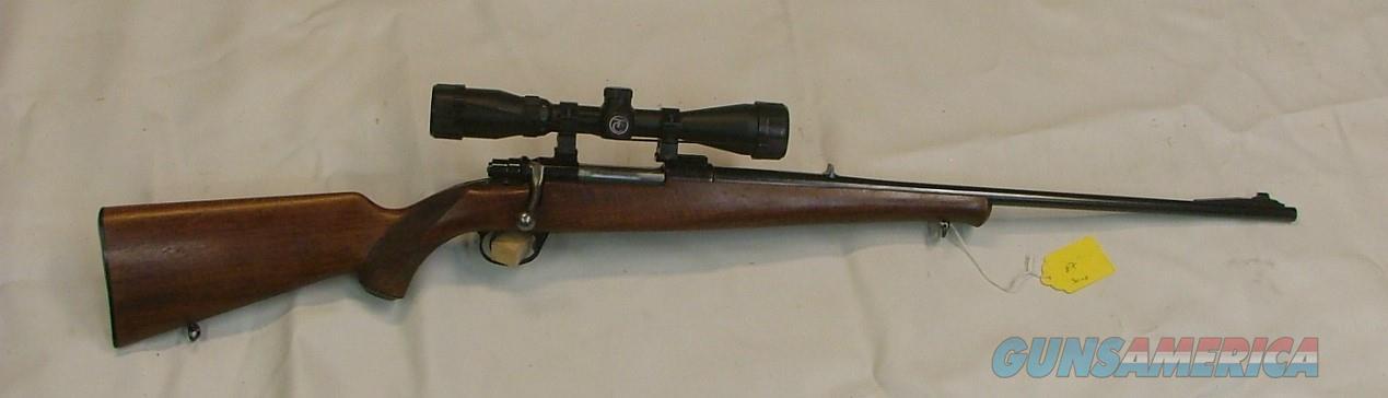 Husqvarna 1640 Mauser with new scope  Guns > Rifles > Mauser Rifles > German