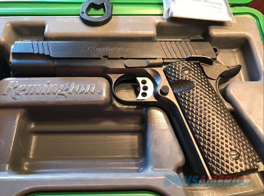 Remington R1 Enhanced 45  Guns > Pistols > Remington Pistols - Modern > 1911