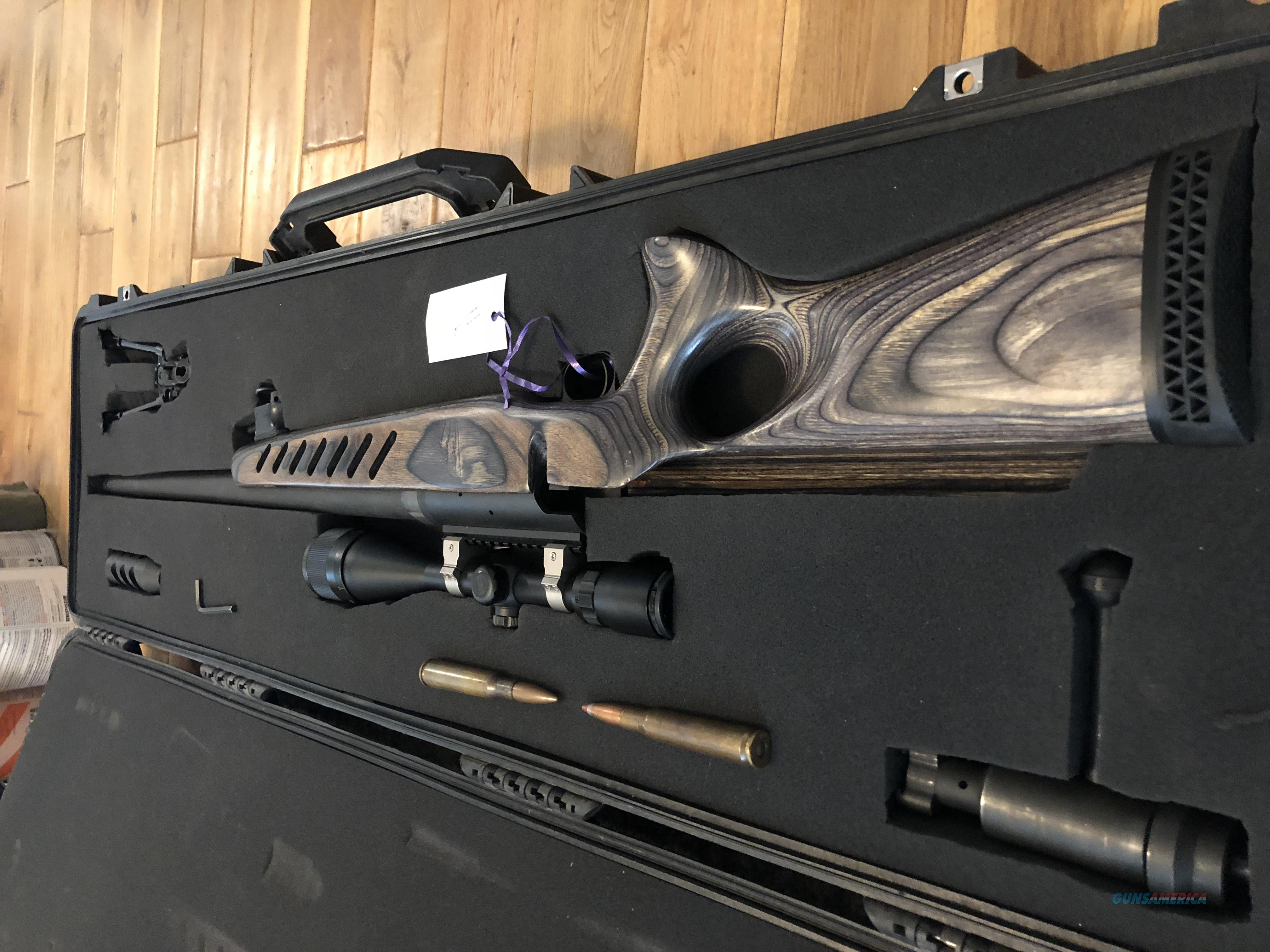 Vulcan 50 cal BMG with Bushnell scope & pelican case  Guns > Rifles > V Misc Rifles