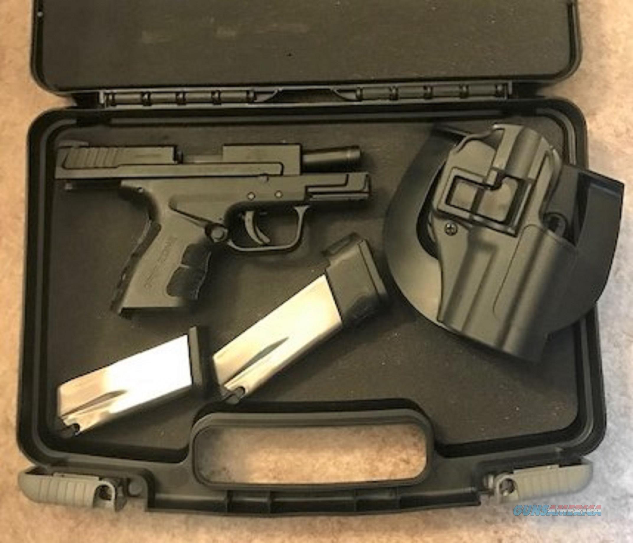 SPRINGFIELD  XD MOD 2 3.3 .45 ACP - 2 MAGS + HOLSTER  Guns > Pistols > Springfield Armory Pistols > XD-Mod.2